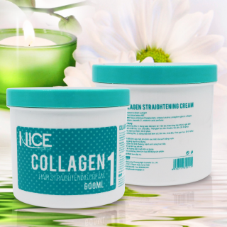 KEM DUỖI COLLAGEN NICE 600ML